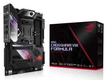 ASUS ROG CROSSHAIR VIII FORMULA 01 PCパーツ マザーボード   メインボード AMD用メインボード
