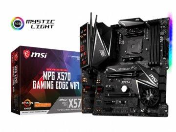 MSI MPG X570 GAMING EDGE WIFI 01 PCパーツ マザーボード | メインボード AMD用メインボード