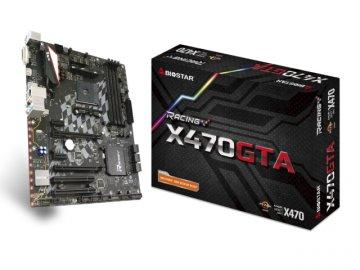 BIOSTAR X470GTA 01 PCパーツ マザーボード | メインボード AMD用メインボード