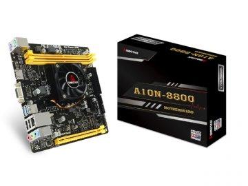BIOSTAR A10N-8800E V6.1 01 PCパーツ マザーボード   メインボード CPU搭載タイプ