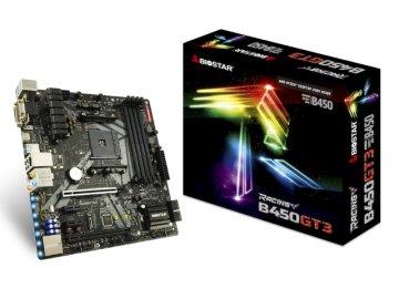 BIOSTAR B450GT3 01 PCパーツ マザーボード | メインボード AMD用メインボード