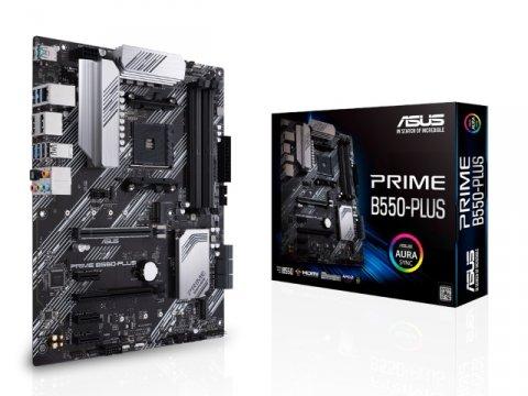 ASUS PRIME B550-PLUS 01 PCパーツ マザーボード | メインボード AMD用メインボード