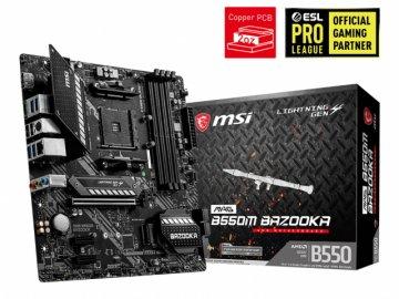 MSI MAG B550M BAZOOKA 01 PCパーツ マザーボード | メインボード AMD用メインボード