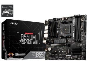B550M PRO-VDH WIFI