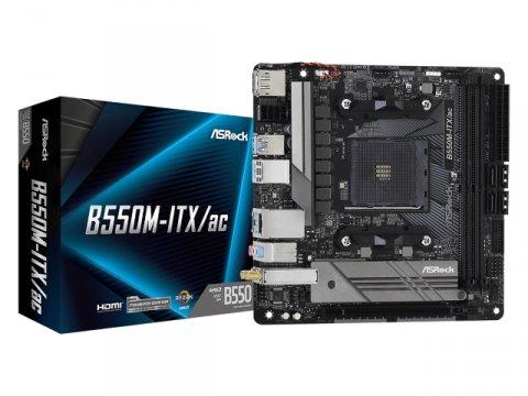 B550M-ITX/ac