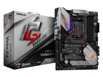 ASRock B550 PG Velocita 01 PCパーツ マザーボード | メインボード AMD用メインボード