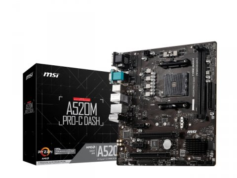 A520M PRO-C DASH