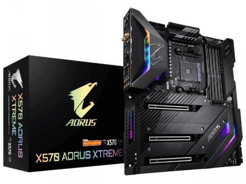 GIGABYTE X570 AORUS XTREME rev1.1