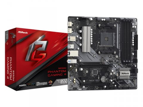 ASRock B550M Phantom Gaming 4