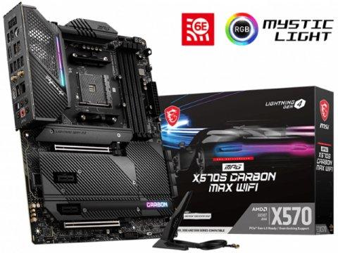 MSI MPG X570S CARBON MAX WIFI