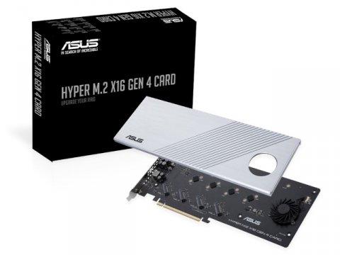 HYPER M.2 X16 GEN 4 CARD