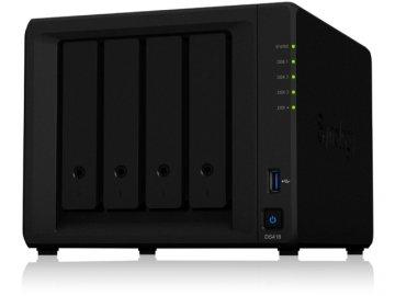 Synology DS418 01 PCパーツ 周辺機器 ストレージケース   NAS NAS