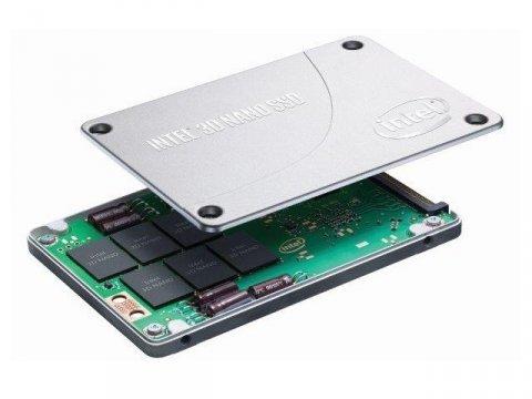 intel SSDSC2KB960G701 01 PCパーツ ドライブ・ストレージ SSD