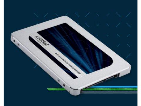 Crucial CT1000MX500SSD1/JP 01 PCパーツ ドライブ・ストレージ SSD