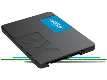 Crucial CT240BX500SSD1JP 01 PCパーツ ドライブ・ストレージ SSD