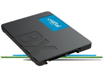Crucial CT240BX500SSD1 01 PCパーツ ドライブ・ストレージ SSD