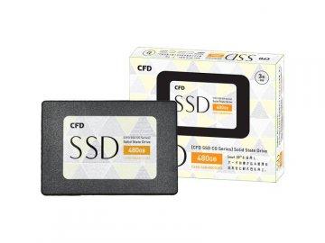 CFD CSSD-S6B480CG3VX 01 PCパーツ ドライブ・ストレージ SSD