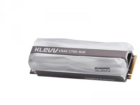 KLEVV K240GM2SP0-C7R 01 PCパーツ ドライブ・ストレージ SSD