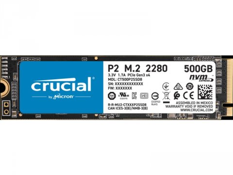 Crucial CT500P2SSD8JP