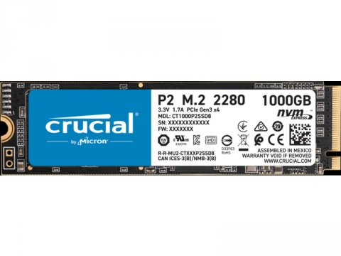 Crucial CT1000P2SSD8JP