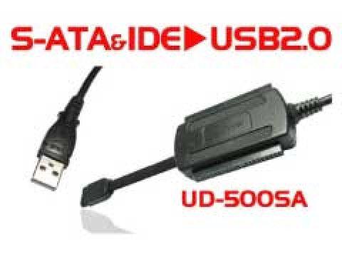 Groovy UD-500SA 01 PCパーツ ドライブ・ストレージ 変換アダプタ