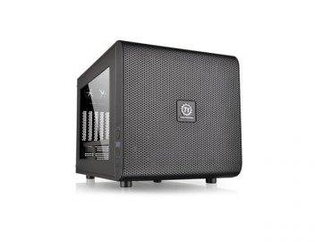 Thermaltake Core V21 CA-1D5-00S1WN-00 01 PCパーツ PCケース | 電源ユニット PCケース