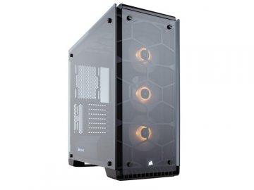 Corsair CC-9011098-WW 570X RGB 01 PCパーツ PCケース | 電源ユニット PCケース