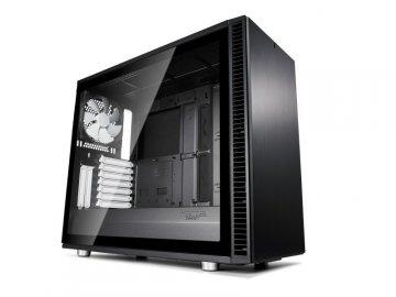 Define S2 Black TG 01 PCパーツ PCケース | 電源ユニット PCケース