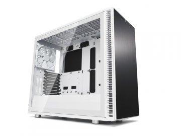 Define S2 White TG 01 PCパーツ PCケース | 電源ユニット PCケース