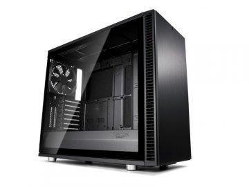 Define S2 Blackout TG 01 PCパーツ PCケース | 電源ユニット PCケース