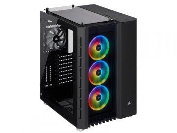 CC-9011168-WW 680X RGB Black 01 PCパーツ PCケース | 電源ユニット PCケース