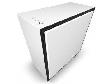 NZXT CA-H710I-W1 H710i 白/黒 01 PCパーツ PCケース | 電源ユニット PCケース