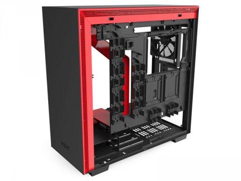 NZXT CA-H710B-BR H710B 赤/黒