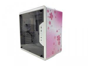 Q500L Sakura Edition with V750 Semi