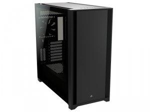 5000D Tempered Glass Black