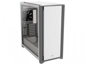 5000D Tempered Glass White