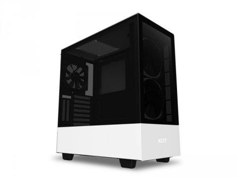 NZXT CA-H510E-W1 01 PCパーツ PCケース   電源ユニット PCケース