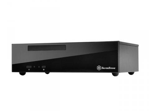 Silverstone SST-ML09B 01 PCパーツ PCケース | 電源ユニット PCケース