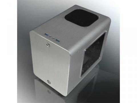 RAIJINTEK METIS PLUS SILVER 0R200057 01 PCパーツ PCケース | 電源ユニット PCケース