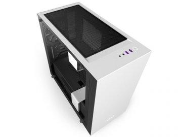 NZXT CA-H400W-WB H400i White 01 PCパーツ PCケース | 電源ユニット PCケース