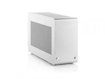 DAN CASE A4-SFX V4 SILVER 01 PCパーツ PCケース | 電源ユニット PCケース