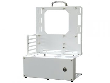 PM-N-FRAME-MATX-WHITE 01 PCパーツ PCケース | 電源ユニット PCケース