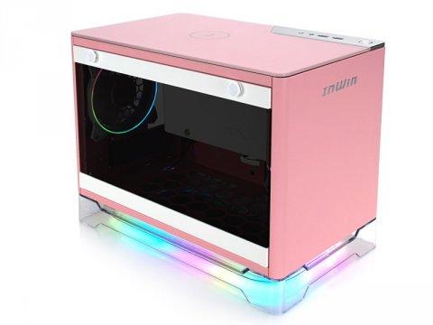 INWIN A1PLUS-PINK-SP 01 PCパーツ PCケース | 電源ユニット PCケース