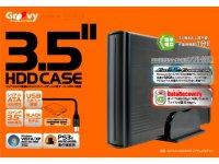 Groovy SATA2-CASE3.5 BK