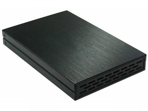 OWLTECH OWL-ESL25S/U3(B) 01 PCパーツ 周辺機器 ストレージケース | NAS 外付けケース