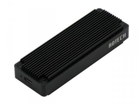 AOTECH AOK-NVMESATA-U31G2 01 PCパーツ 周辺機器 ストレージケース | NAS 外付けケース