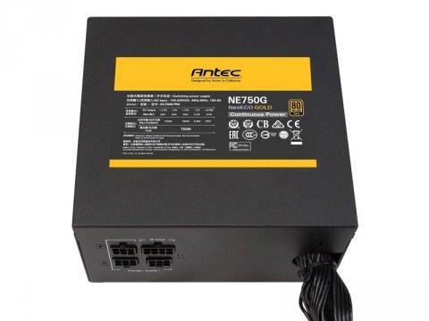 Antec NE750 GOLD 01 PCパーツ PCケース | 電源ユニット 電源ユニット