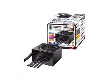 玄人志向 KRPW-BK650W/85+ 01 PCパーツ PCケース | 電源ユニット 電源ユニット