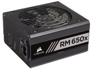 Corsair CP-9020178-JP RM650x 2018 01 PCパーツ PCケース   電源ユニット 電源ユニット