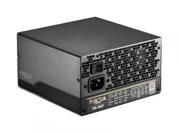 FD-PSU-IONP-660P-BK ION+ 660P 01 PCパーツ PCケース | 電源ユニット 電源ユニット
